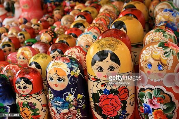 Matryoshka dolls