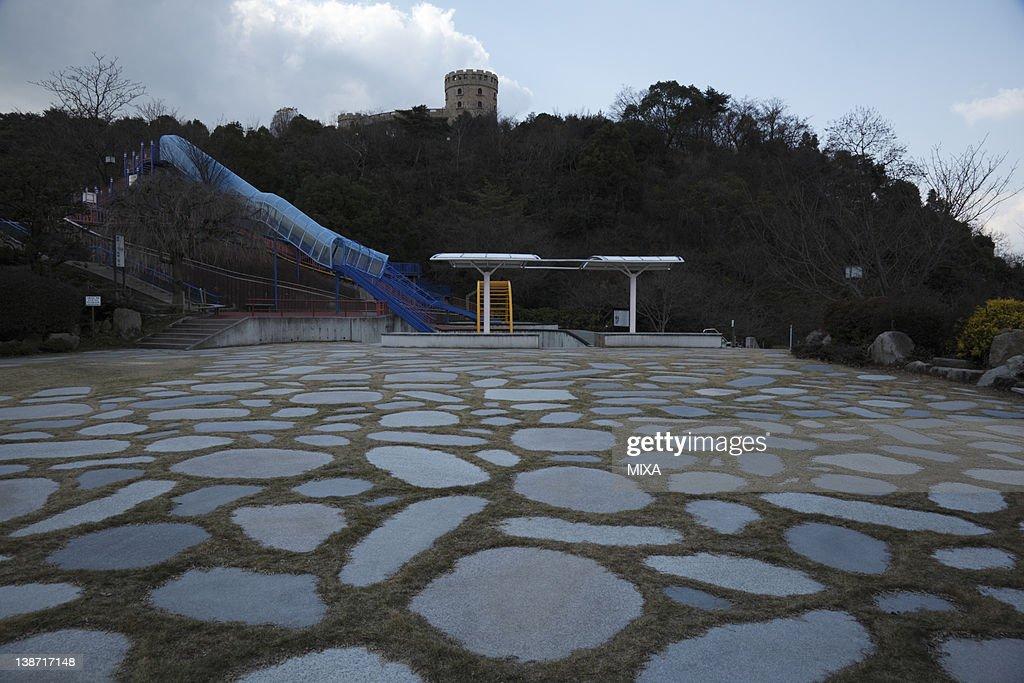 Matsuyama Central Park, Matsuyama, Ehime, Japan