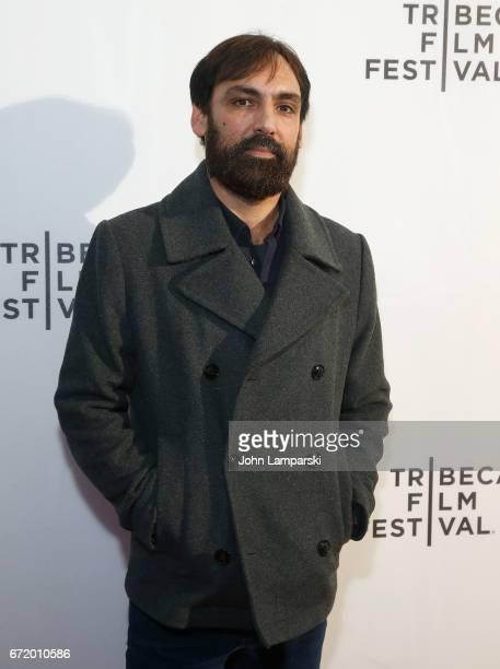 Matt Amato attends 'I Am Heath Ledger ' during the 2017 Tribeca Film Festival at Spring Studios on April 23 2017 in New York City