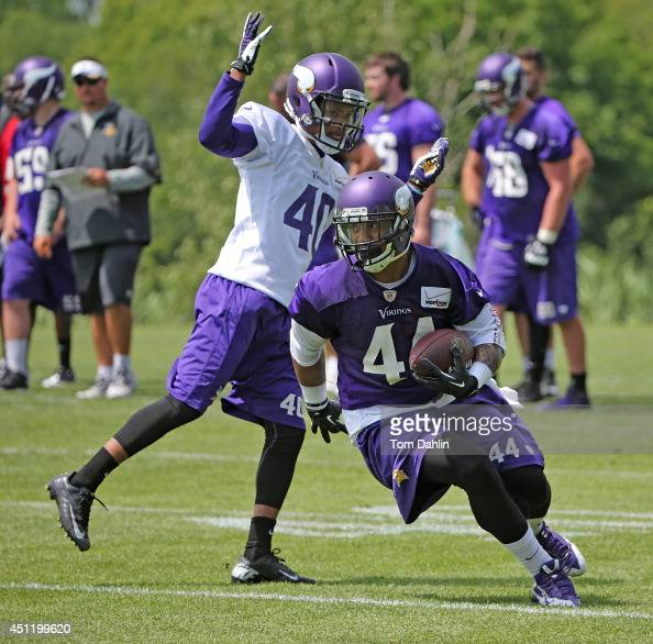 Minnesota Vikings Minicamp Photos and Images | Getty Images