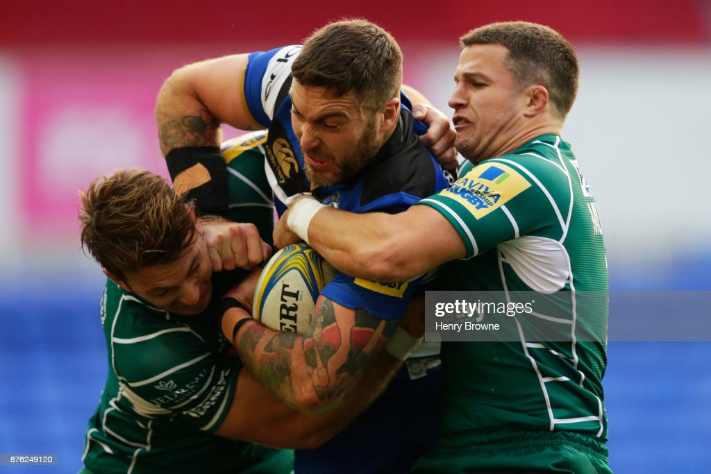 London Irish v Bath Rugby - Aviva Premiership