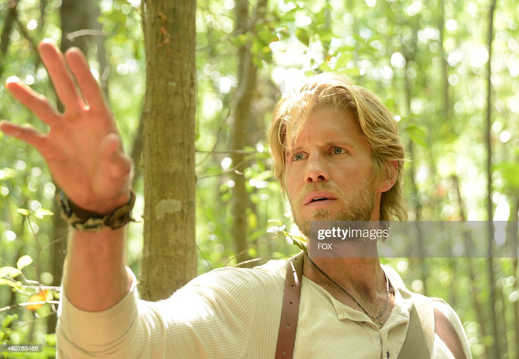 Matt Barr in the 'Go Where I Send Thee' episode of SLEEPY HOLLOW airing Monday, Oct. 13, 2014 (9:00-10:00 PM ET/PT) on FOX.
