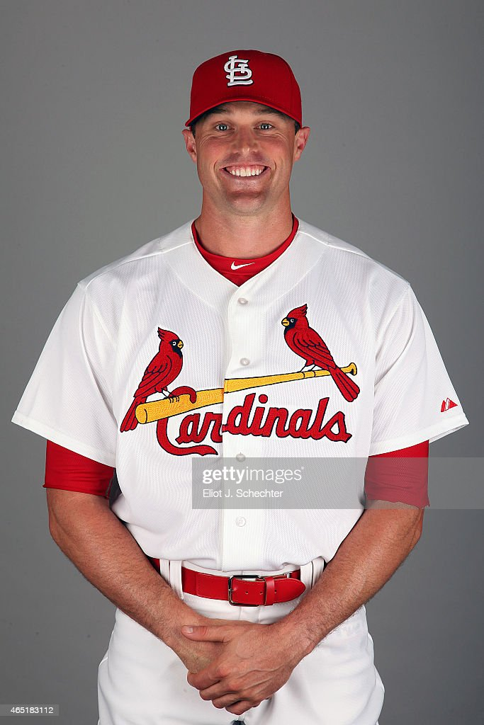 <a gi-track='captionPersonalityLinkClicked' href=/galleries/search?phrase=Matt+Belisle&family=editorial&specificpeople=666580 ng-click='$event.stopPropagation()'>Matt Belisle</a> #37 of the St. Louis Cardinals poses during Photo Day on Monday, March 2, 2015 at Roger Dean Stadium in Jupiter, Florida.