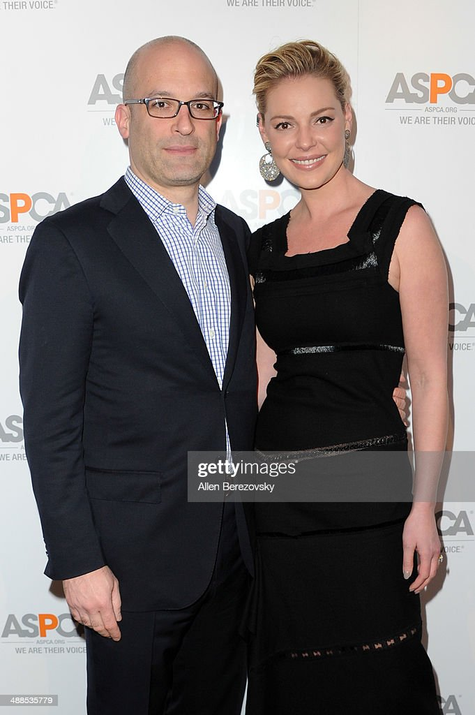 <a gi-track='captionPersonalityLinkClicked' href=/galleries/search?phrase=Matt+Bershadker&family=editorial&specificpeople=11495581 ng-click='$event.stopPropagation()'>Matt Bershadker</a> and actress <a gi-track='captionPersonalityLinkClicked' href=/galleries/search?phrase=Katherine+Heigl&family=editorial&specificpeople=206952 ng-click='$event.stopPropagation()'>Katherine Heigl</a> attend the American Society for the Prevention of Cruelty to Animals celebrity cocktail party on May 6, 2014 in Beverly Hills, California.