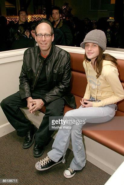 Matt Blank and Kristen Stewart