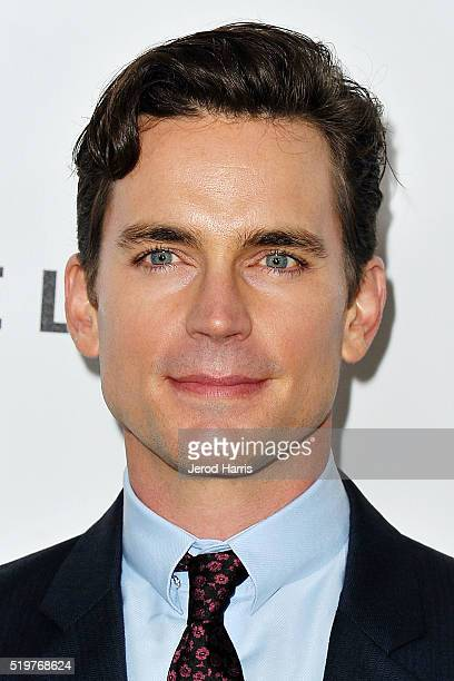 Matt Bomer arrives at the 5th Annual Reel Stories Real Lives Benefiting MPTF at Milk Studios on April 7 2016 in Los Angeles California