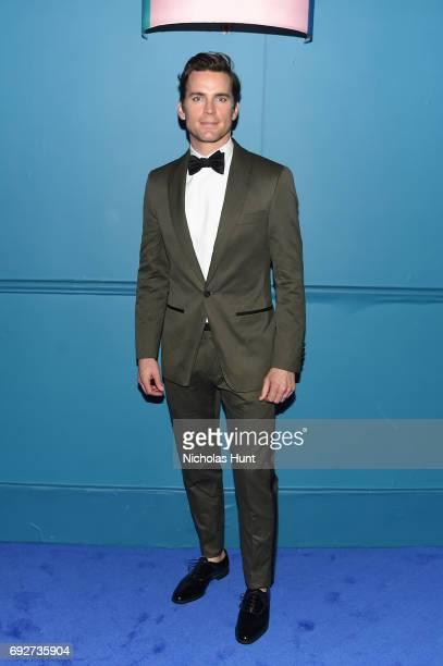 Matt Bomer attends the 2017 CFDA Fashion Awards Cocktail Hour at Hammerstein Ballroom on June 5 2017 in New York City