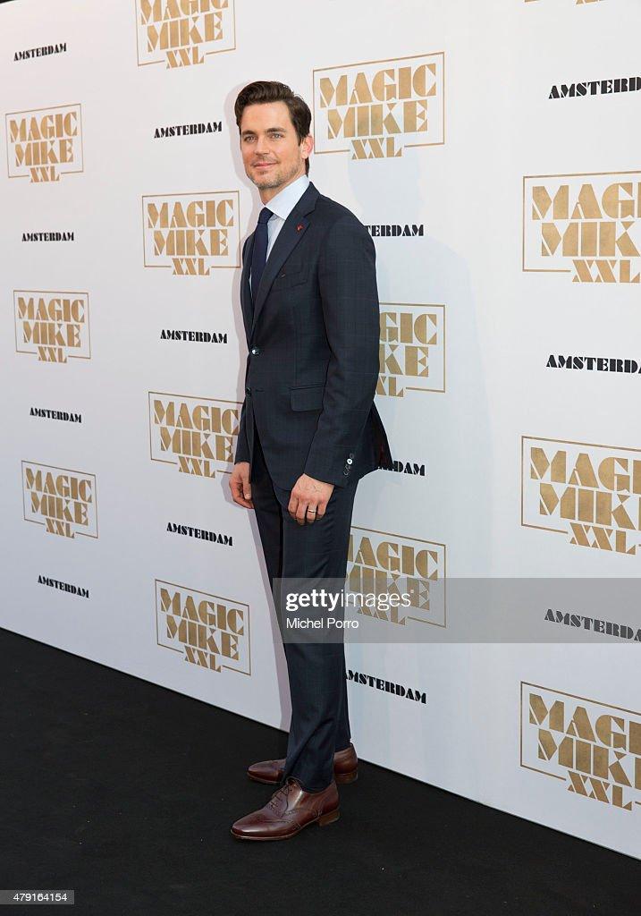 'Magic Mike XXL' Amsterdam Premiere