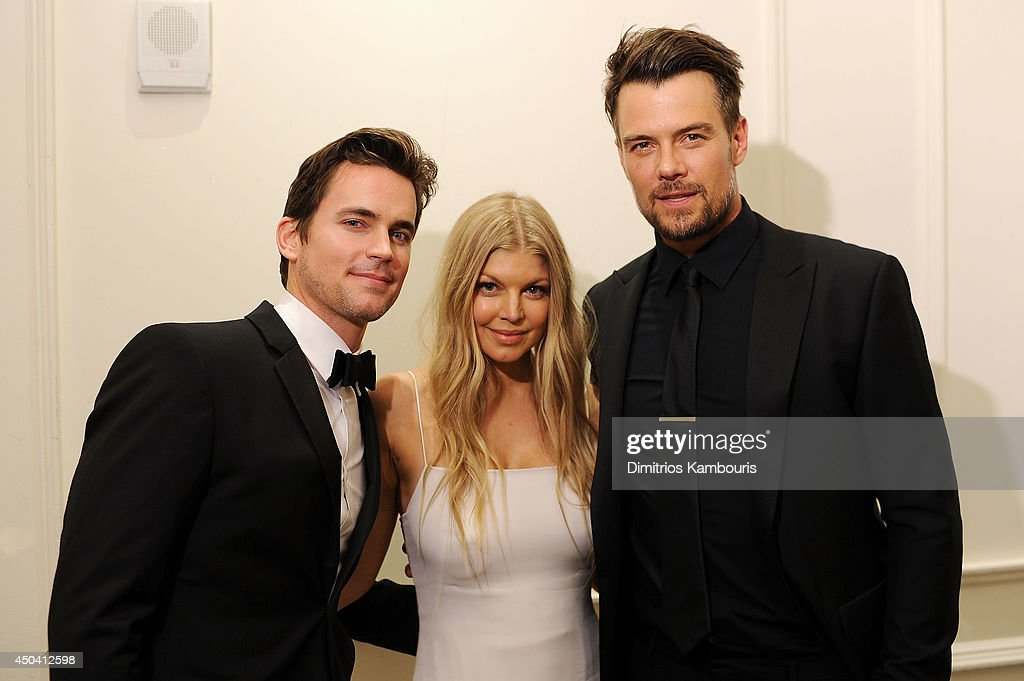 <a gi-track='captionPersonalityLinkClicked' href=/galleries/search?phrase=Matt+Bomer&family=editorial&specificpeople=2960058 ng-click='$event.stopPropagation()'>Matt Bomer</a>, <a gi-track='captionPersonalityLinkClicked' href=/galleries/search?phrase=Fergie+Duhamel&family=editorial&specificpeople=171894 ng-click='$event.stopPropagation()'>Fergie Duhamel</a> and <a gi-track='captionPersonalityLinkClicked' href=/galleries/search?phrase=Josh+Duhamel&family=editorial&specificpeople=208740 ng-click='$event.stopPropagation()'>Josh Duhamel</a> attend the amfAR Inspiration Gala New York 2014 at The Plaza Hotel on June 10, 2014 in New York City.