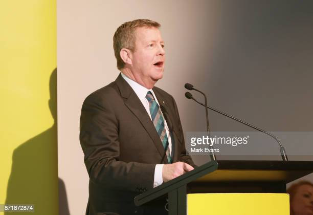 Matt Carroll during the Australia Winter Olympic Athlete Announcement at Museum of Contemporary Art on November 9 2017 in Sydney Australia