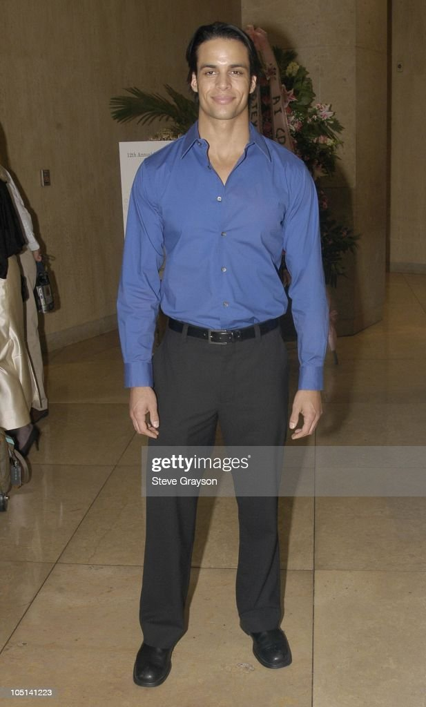 Matt Cedano during The 2003 Trendsetters in Television Tribute to Icons in Film at The Beverly Hills Hilton Hotel in Beverly Hills, California, United States.