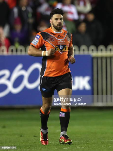 Matt Cook Castleford Tigers