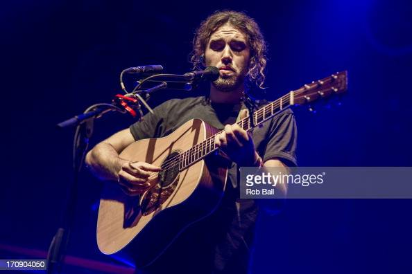 Matt Corby performs at KOKO on June 19 2013 in London England