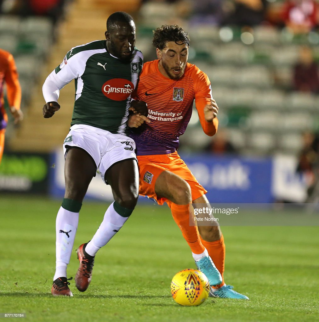 Plymouth Argyle v Northampton Town - Sky Bet League One