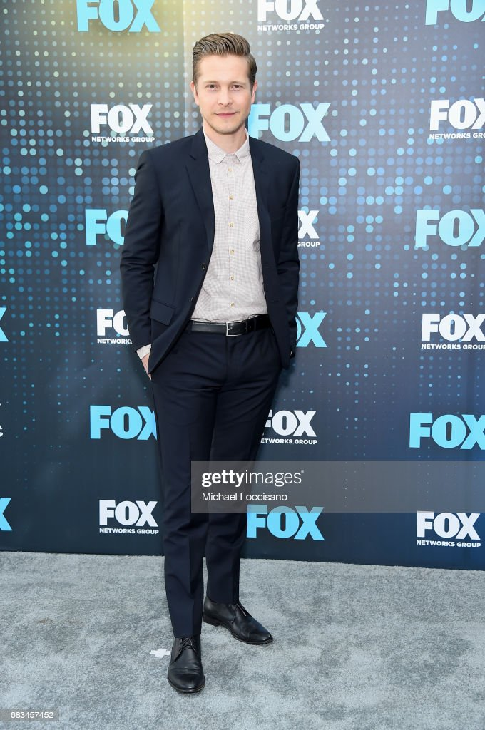 Matt Czuchry attends the 2017 FOX Upfront at Wollman Rink, Central Park on May 15, 2017 in New York City.