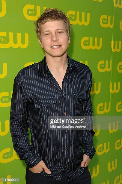 Matt Czuchry during The CW Launch Party Green Carpet at WB Main Lot in Burbank California United States