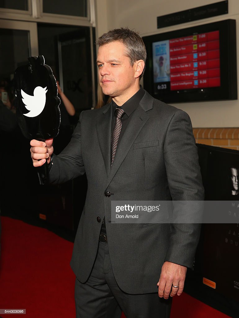 Jason Bourne Australia...