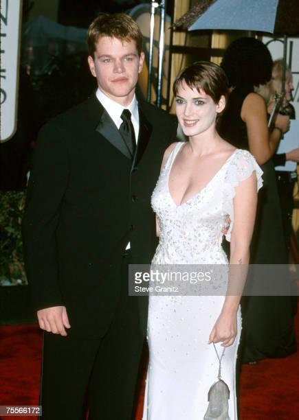 Matt Damon Winona Ryder