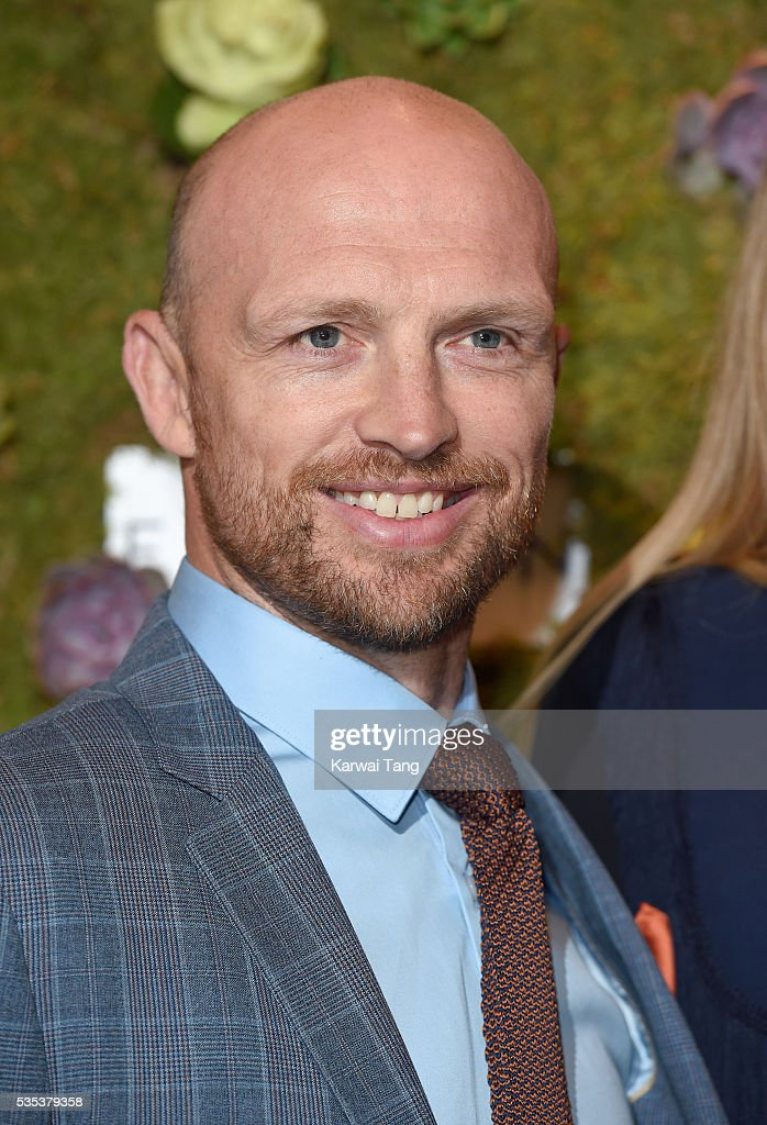 Matt Dawson arrives for The Horan And Rose event at The Grove on May 29, 2016 in Watford, England.