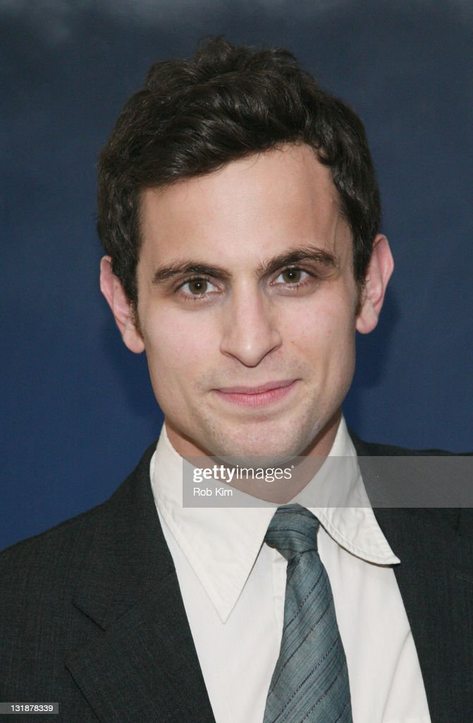 Matt Dellapina attends the opening night of 'The Dream of the Burning Boy' at Roundabout Theatre Company Black Box Theatre on March 23, 2011 in New York City.