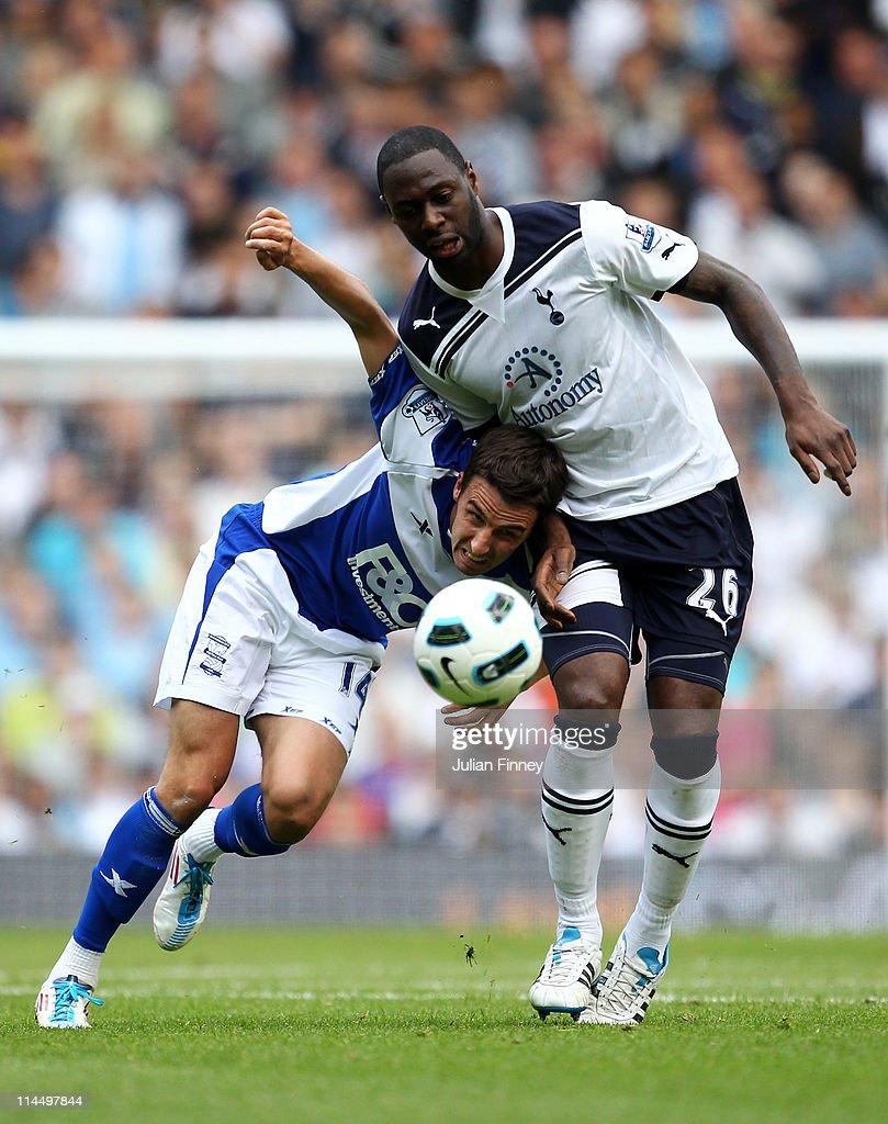 Tottenham Hotspur v Birmingham City - Premier League