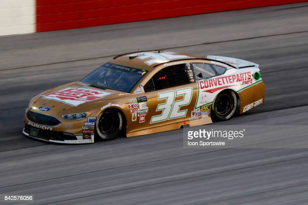 Matt DiBenedetto GO FAS Racing Keen Parts Ford Fusion during the Bojangles Southern 500 on September 3 at Darlington Raceway in Darlington SC