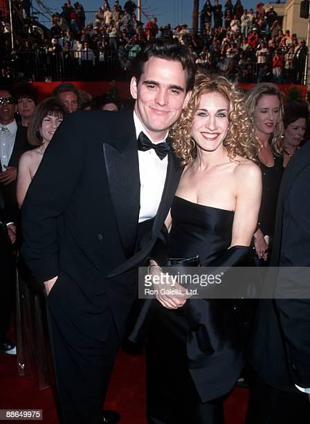 Matt Dillon and Sarah Jessica Parker