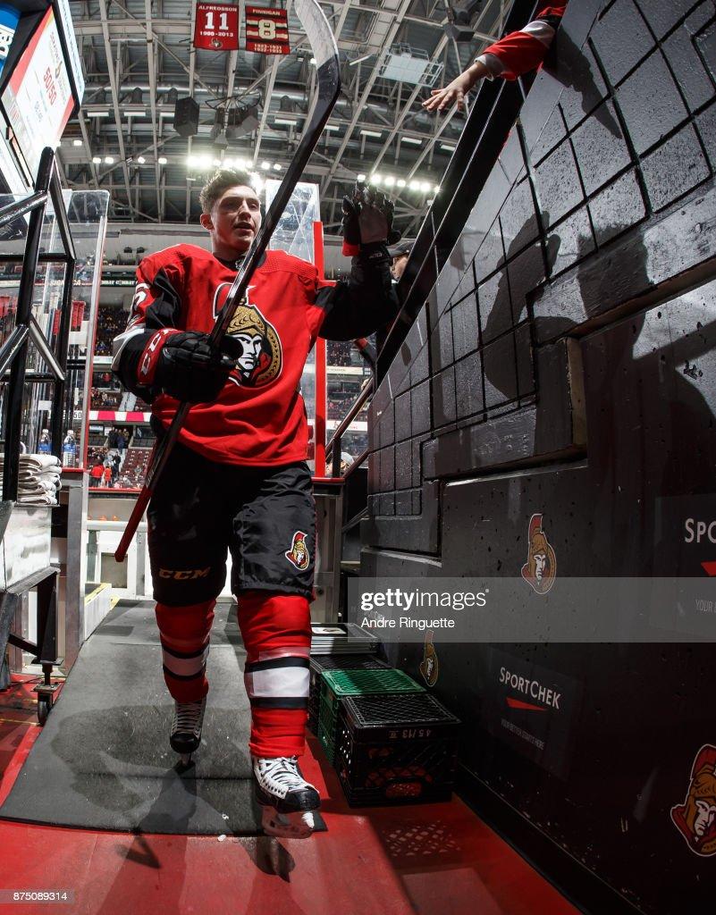Pittsburgh Penguins v Ottawa Senators