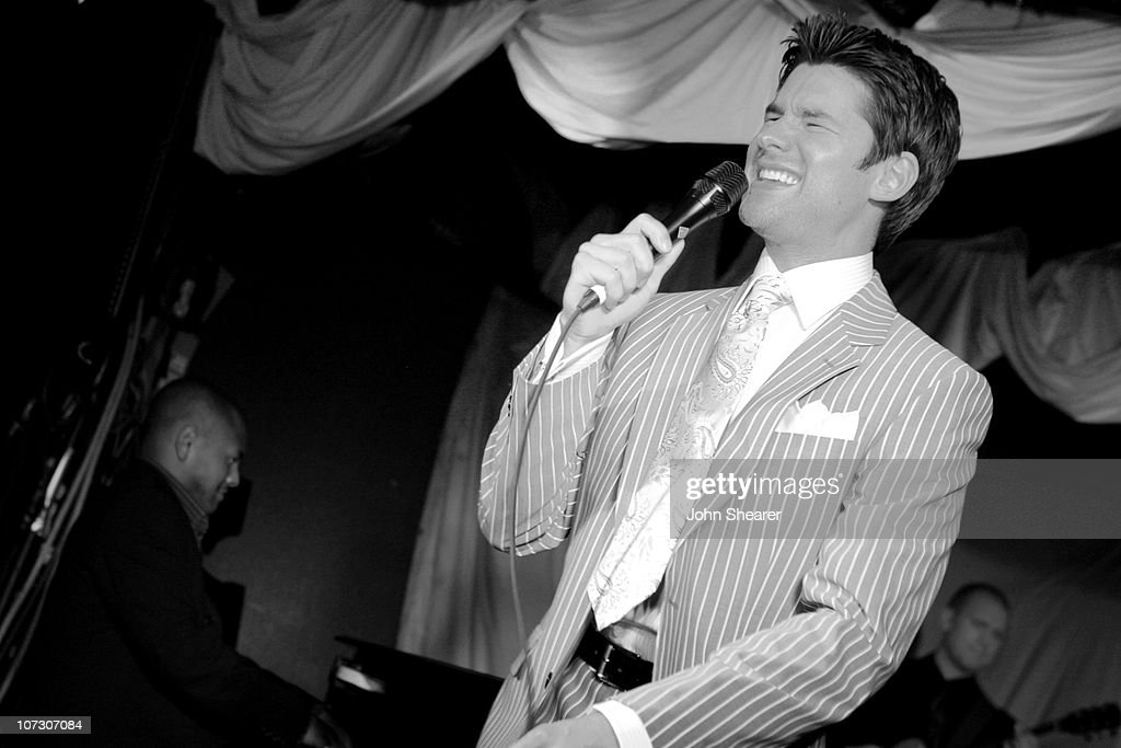 <a gi-track='captionPersonalityLinkClicked' href=/galleries/search?phrase=Matt+Dusk&family=editorial&specificpeople=2499967 ng-click='$event.stopPropagation()'>Matt Dusk</a> during 31st Annual Toronto International Film Festival - Canadian Music Cafe at Rivoli in Toronto, Ontario, Canada.