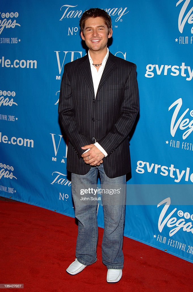 <a gi-track='captionPersonalityLinkClicked' href=/galleries/search?phrase=Matt+Dusk&family=editorial&specificpeople=2499967 ng-click='$event.stopPropagation()'>Matt Dusk</a> during CineVegas Film Festival 2005 - Vegas Magazine Second Anniversary Party - Day 2 at Whiskey Beach at Green Valley Ranch in Las Vegas, Nevada, United States.