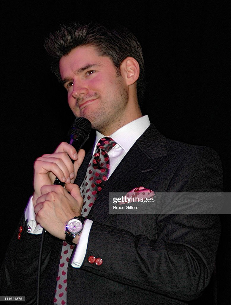 <a gi-track='captionPersonalityLinkClicked' href=/galleries/search?phrase=Matt+Dusk&family=editorial&specificpeople=2499967 ng-click='$event.stopPropagation()'>Matt Dusk</a> during <a gi-track='captionPersonalityLinkClicked' href=/galleries/search?phrase=Matt+Dusk&family=editorial&specificpeople=2499967 ng-click='$event.stopPropagation()'>Matt Dusk</a> Album Release Party - April 2, 2007 at Shimmer Cabaret at the Las Vegas Hilton in Las Vegas, Nevada, United States.
