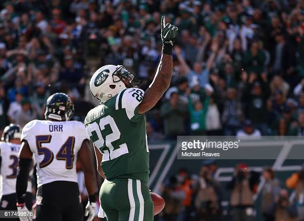 Baltimore Ravens v New York Jets : News Photo