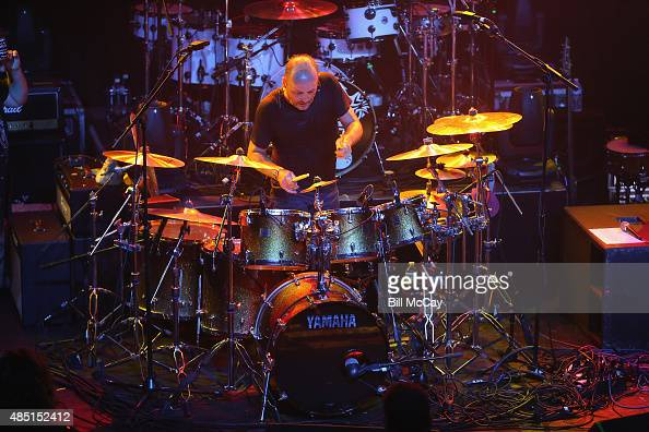 Matt Frenette of Loverboy performs at the Rick Springfield With Special Guest Loverboy Performs Private Concert for SiriusXM Subscribers at the...