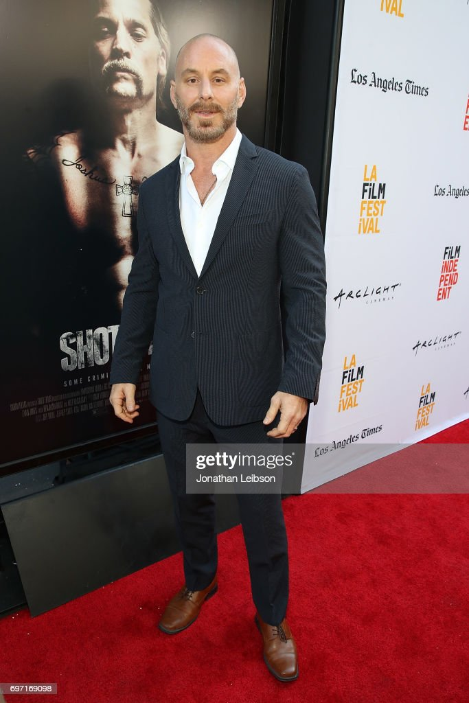 Matt Gerald attends the AT&T And Saban Films Present The LAFF Gala Premiere Of Shot Caller at ArcLight Cinemas on June 17, 2017 in Culver City, California.