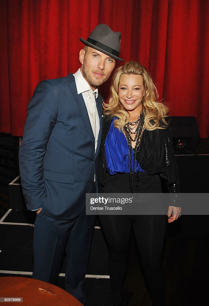 Matt Goss And Taylor Dayne 'Live From Las Vegas' At Palms Casino Resort