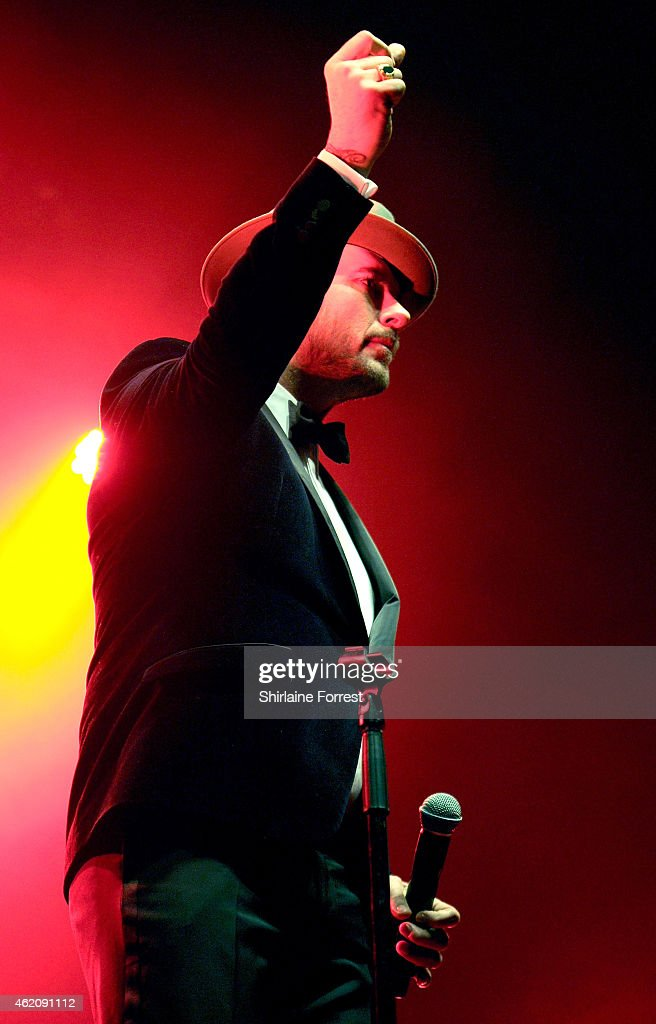 Matt Goss Performs At The Manchester Ritz