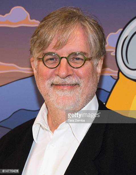 Matt Groening attends a celebration for the 600th episode of 'The Simpsons' at YouTube Space LA on October 14 2016 in Los Angeles California