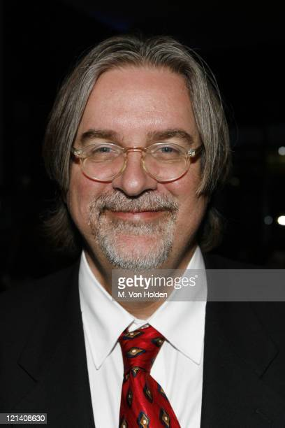 Matt Groening during Ms Foundation for Women's 18th Annual 'Gloria Awards' at Mandarin Hotel in New York NY United States