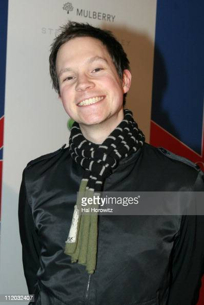 Matt Hales of Aqualung during Vogue Takes London to New York at Avalon in New York City New York United States