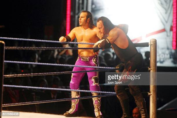 MAtt HARDY / UNDERTAKER WWE Smackdown et ECW Live Tour Palais Nikaia de Nice