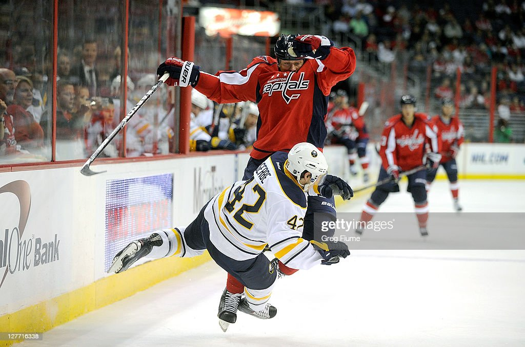 Buffalo Sabres v Washington Capitals