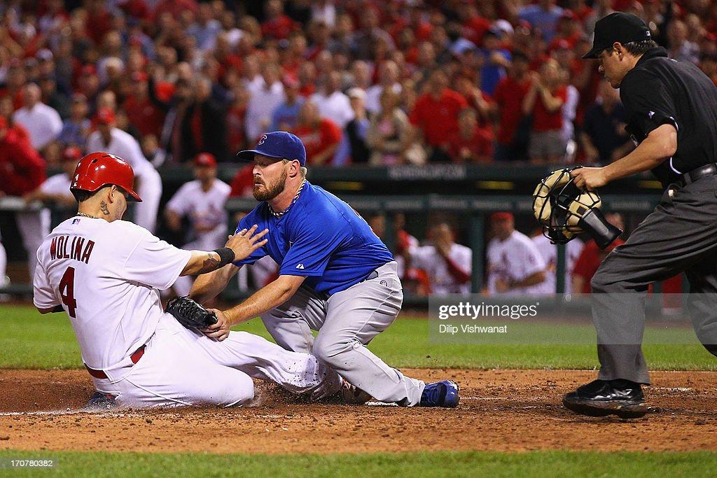 Chicago Cubs v St Louis Cardinals