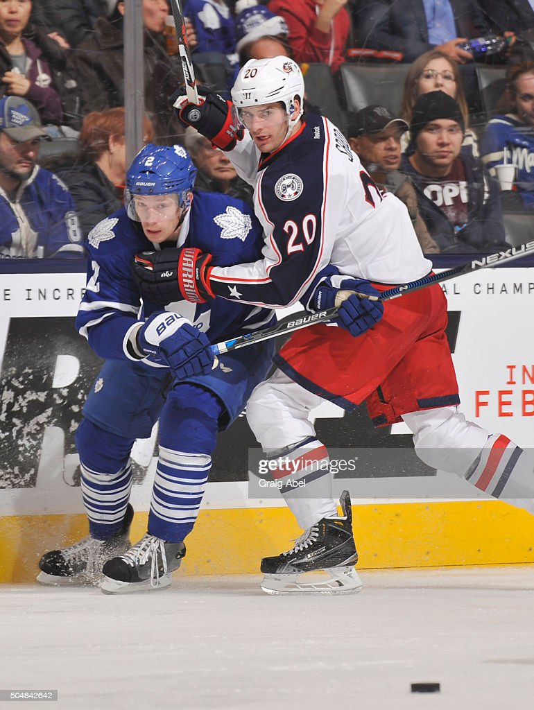 Columbus Blue Jackets v Toronto Maple Leafs Photos and Images ...