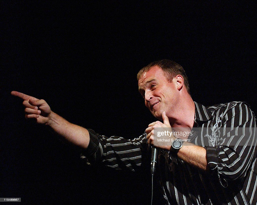 Matt Iseman performs at the Hollywood Improv on October 4 2007 in Hollywood California