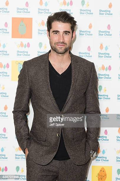 Matt Johnson arrives for Star Chase Children's Hospice Event at The Dorchester on May 27 2016 in London England
