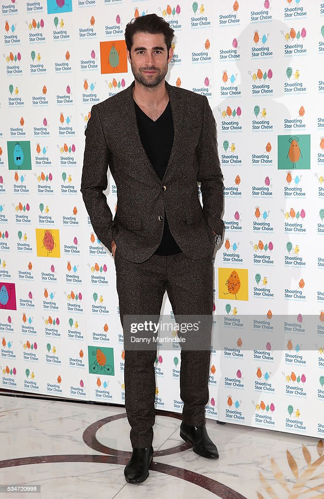 Matt Johnson arrives for Star Chase Children's Hospice Event at The Dorchester on May 27, 2016 in London, England.