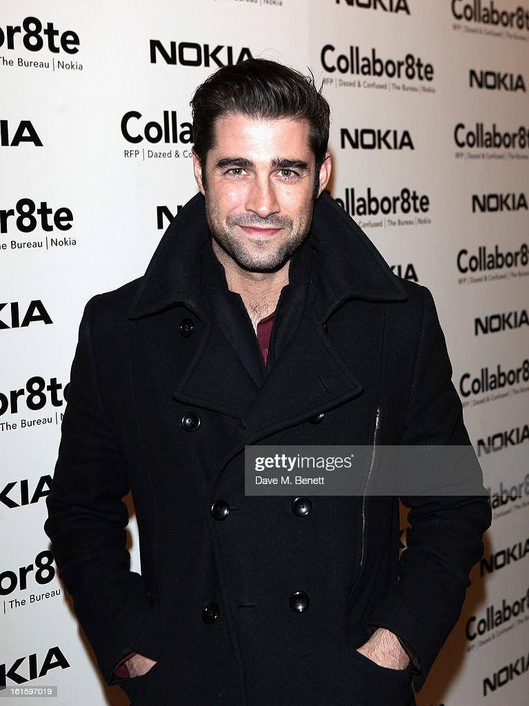 Matt Johnson attends the Collabor8te Connected by NOKIA Premiere at Regent Street Cinema on February 12, 2013 in London, England.
