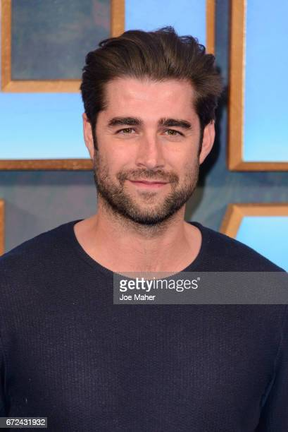 Matt Johnson attends the European Gala Screening of 'Guardians of the Galaxy Vol 2' at Eventim Apollo on April 24 2017 in London United Kingdom