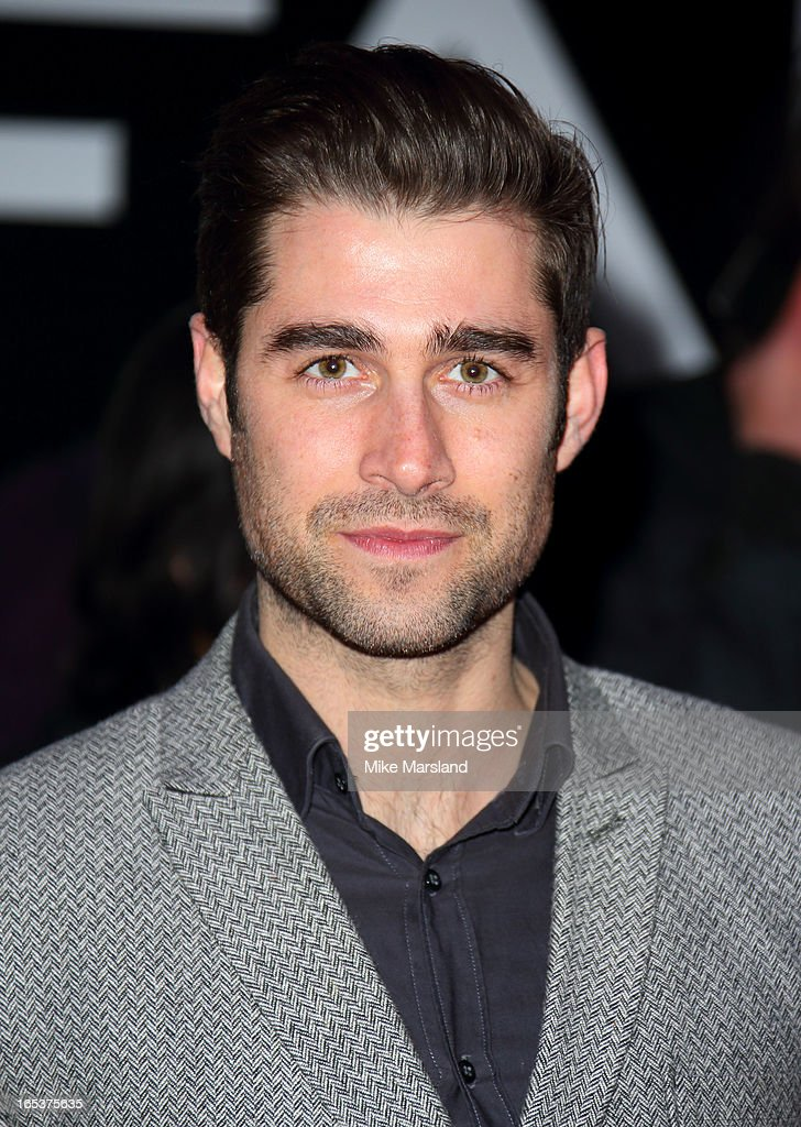 Matt Johnson attends the UK Premiere of 'Olympus Has Fallen' at BFI IMAX on April 3, 2013 in London, England.