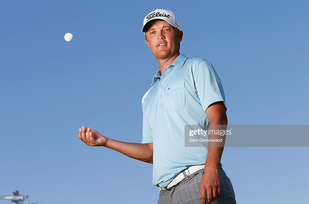 Matt Jones of Australia poses for a portrait during a practice round ahead of THE PLAYERS Championship on The Stadium Course at TPC Sawgrass on May 7, 2014 in Ponte Vedra Beach, Florida.